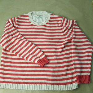 Eddie Bauer XL Thick Cotton Sweater